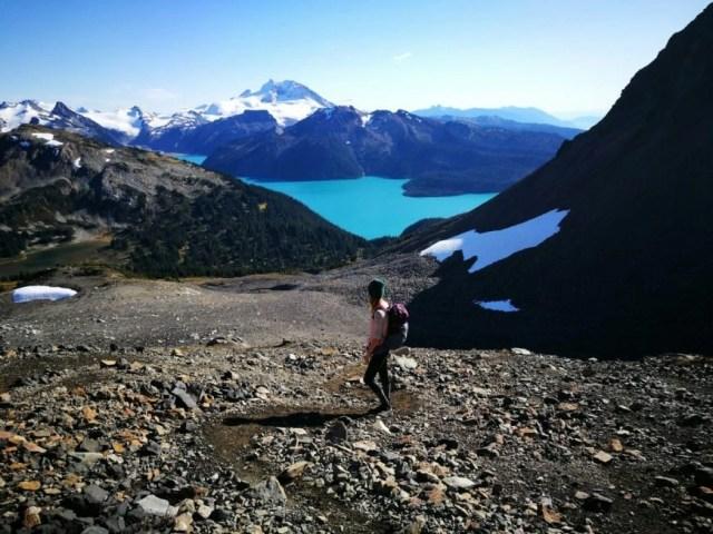Destination Addict - North Face Aleia 22 Backpack, British Colombia, Canada