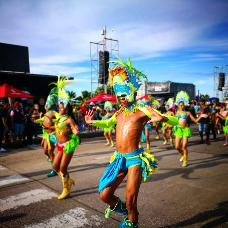 Things To Do In Cartagena - Destination Addict, The costumes were just amazing, Fiesta de Independencia, Cartagena, Colombia