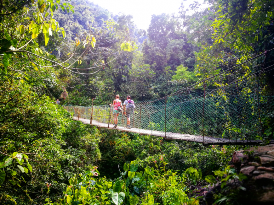 Destination Addict - Lost City Trek, Colombia - Much More Than Just A Hike