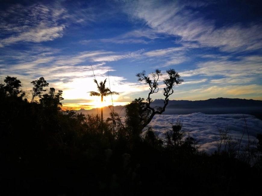 Destination Addict - Such an awesome sunrise at Cerro Kennedy, near Minca Colombia
