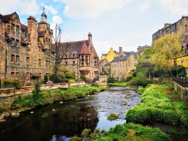 Historic Dean Village - 24 hrs in Edinburgh