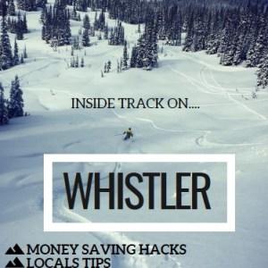 Whistler Canada ebook - Destination Addict