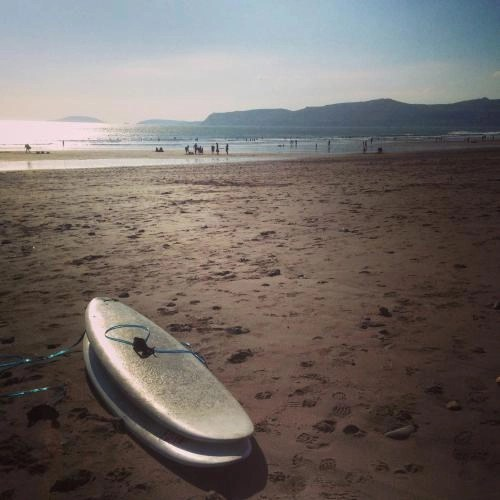 North Wales Beaches - Porth Neigwl (Hells Mouth), Wales, UK - Destination Addict