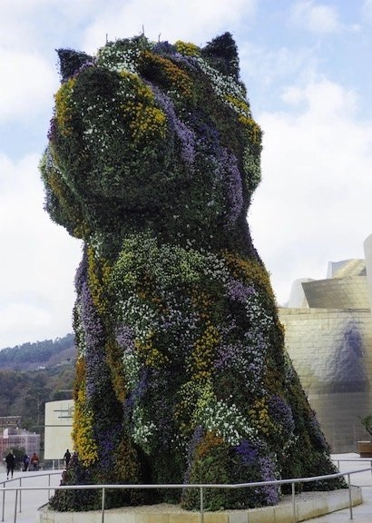 Why Visit Bilbao – Told Through Our Highlights - The 'Puppy' at the Guggenheim - Destination Addict