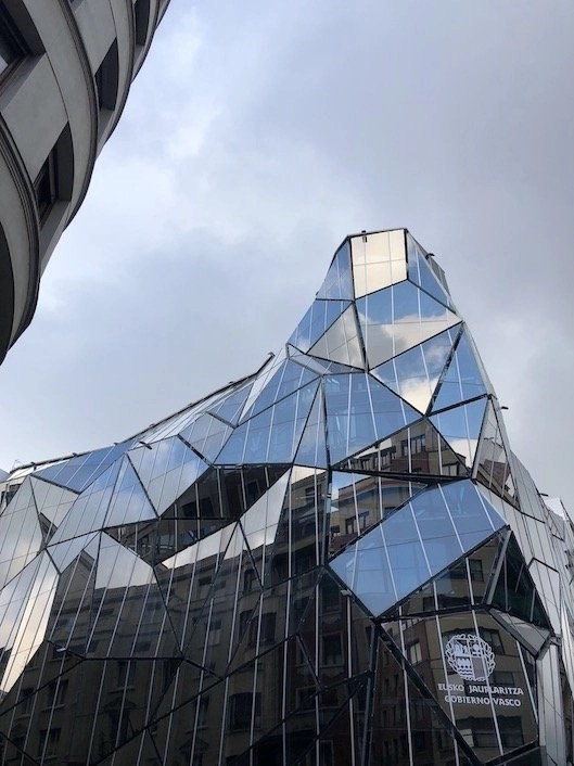 Why You Need To Why Visit Bilbao – Told Through Our Highlights - An example of modern architecture beautifully reflecting the old - Destination Addict