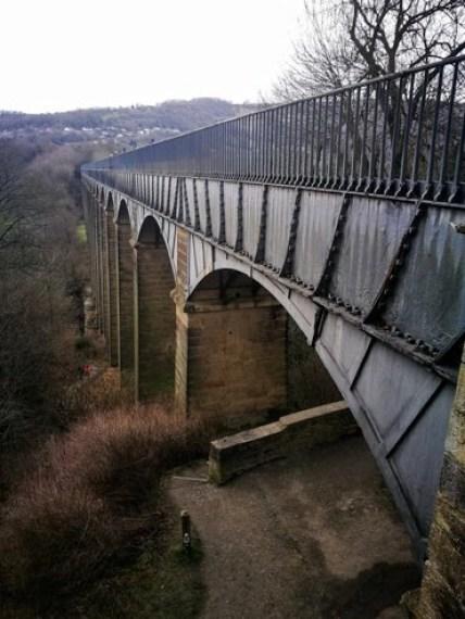 Pontcysyllte Aqueduct, Wales, UK