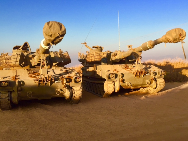 Tanks of the Israeli Defense Forces