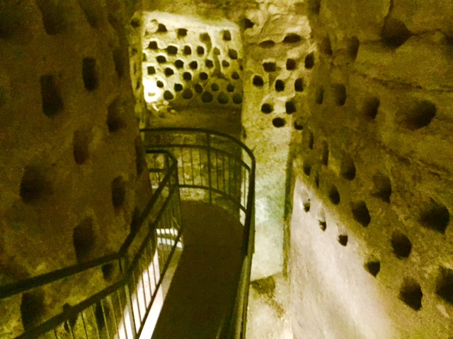 The Maze Cave - Beit Guvrin