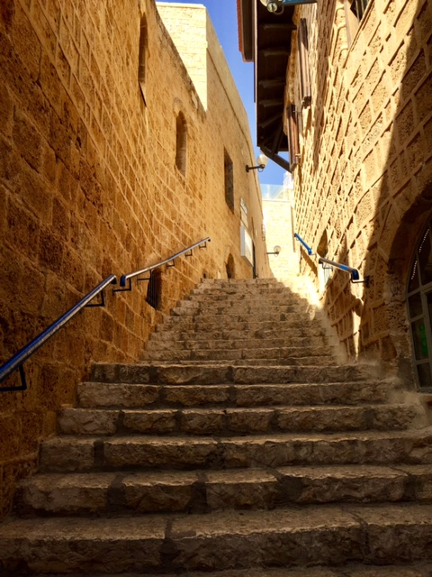 Jaffa's Old City