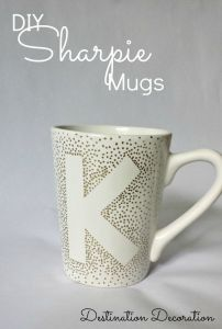 White Mugs-Pinterest