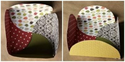Not Glued Collage-Gift Envelopes