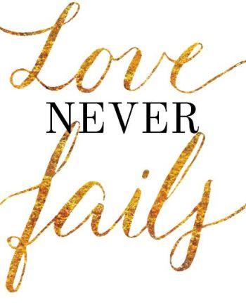 Love Never Fails Screenshot