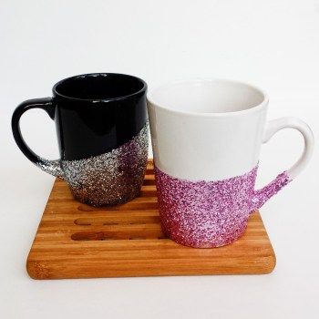 10-Minute Mugs | Tips, Tricks, and Designs for Beautiful Mugs in a Flash | 7 Tutorials and 18 Designs for Easy DIY Mugs