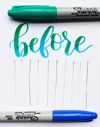 How to Revive Dried-Up Sharpies | Make Dead Sharpies Work Like New Again with Rubbing Alcohol