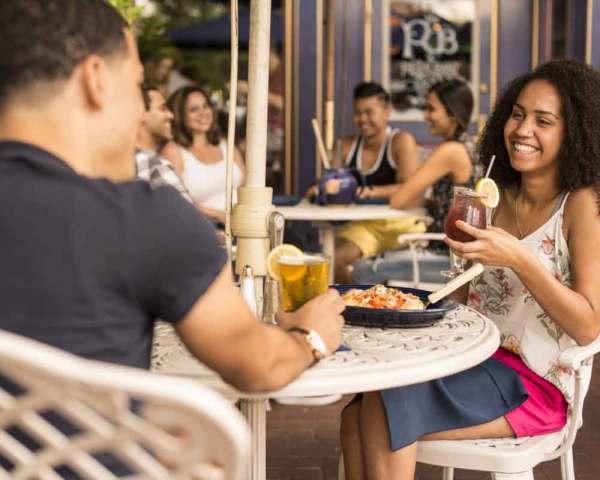 Image result for dine outside