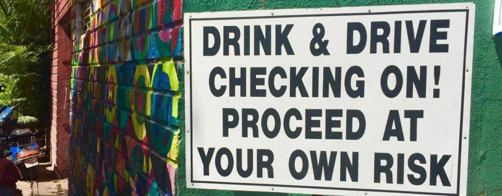 The cultural divide: drinking and driving