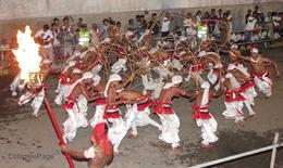 Dancers, Sri Lanka