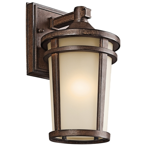 transitional outdoor wall lights