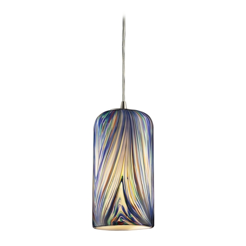 Multi Colored Pendant Lights