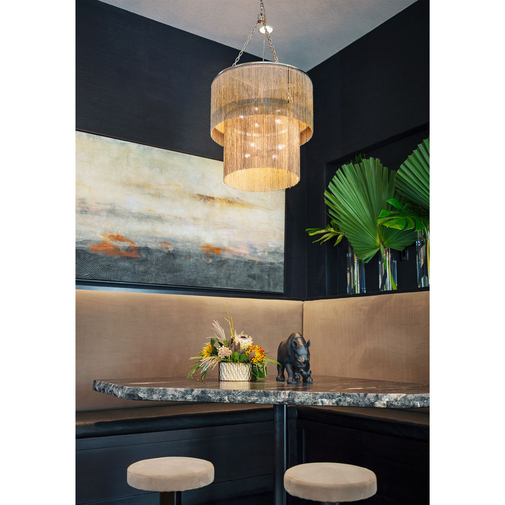 arteriors home lighting james antique nickel pendant light at destination lighting