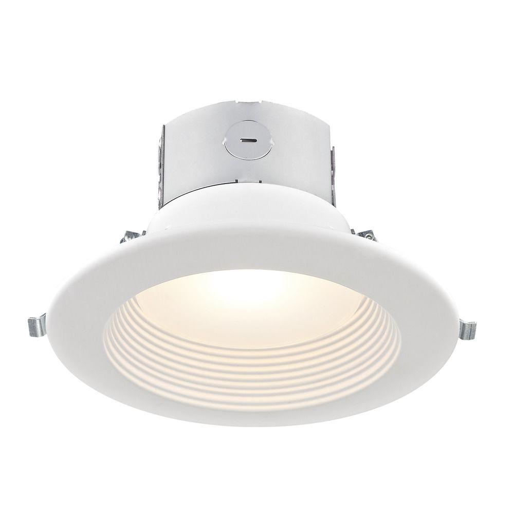 6 inch led recessed light canless title 24 2700k 1326lm at destination lighting