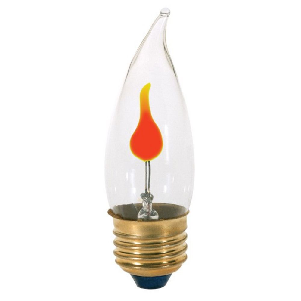 Flickering Flame Light Bulbs