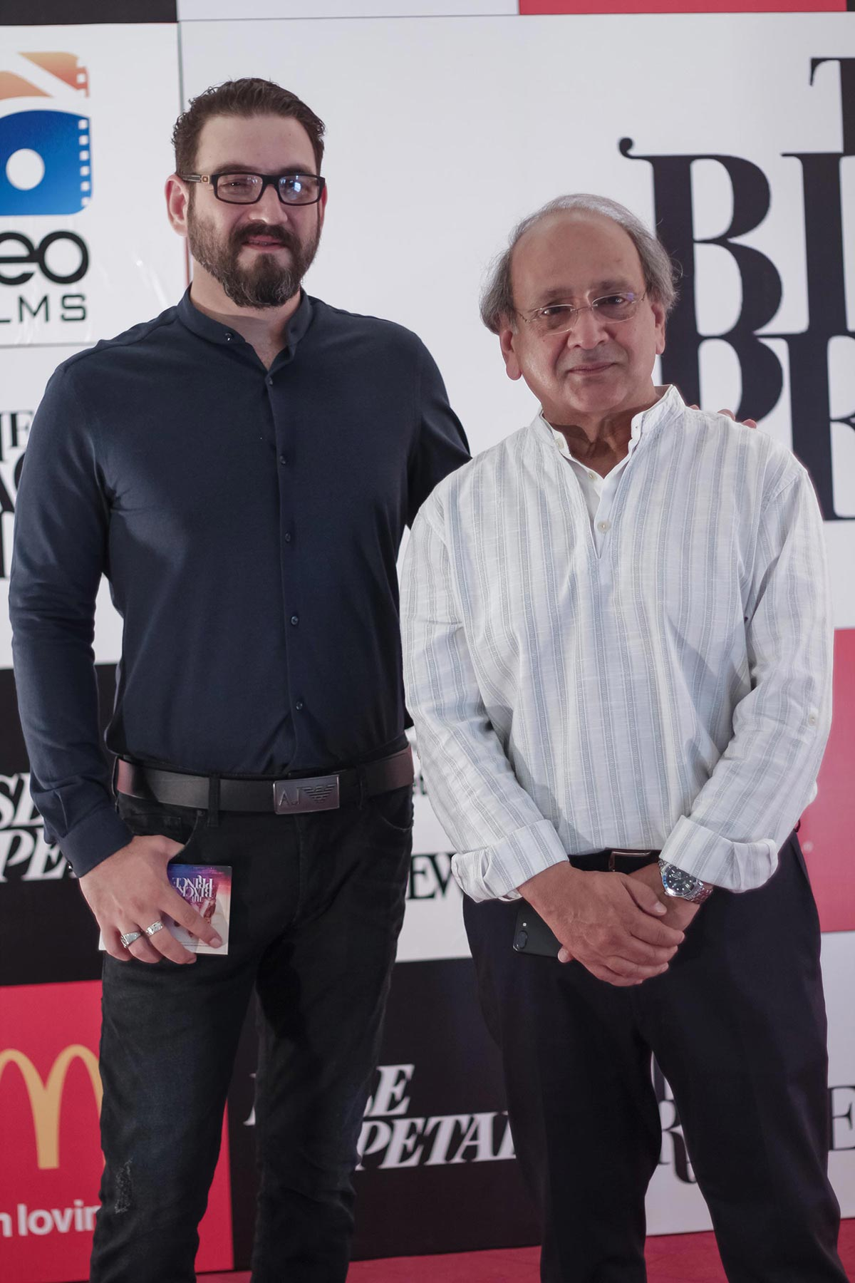 Umair Fazli and Ali Fazli