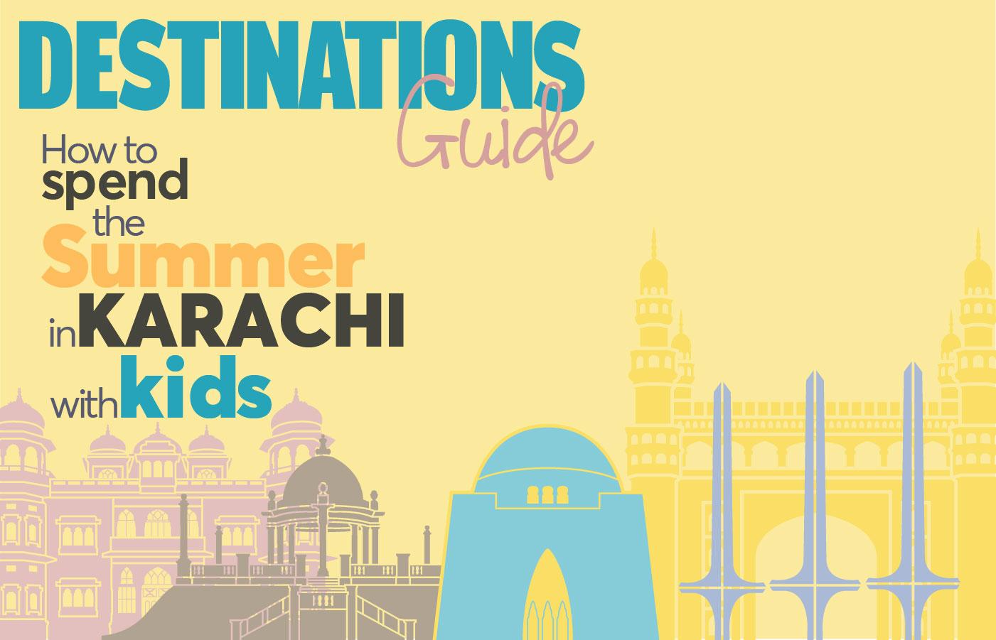 Karachi Guide - Destinations