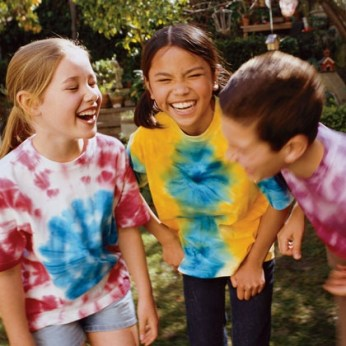 tie-dye- for kids