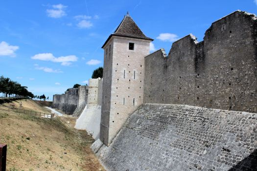 Provins City Wall