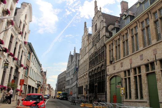 Ghent Streets