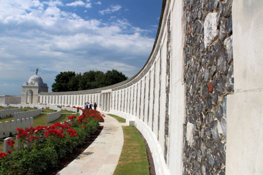 Memorial Wall to the Missing