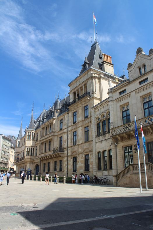 Luxembourg Ducal Palace