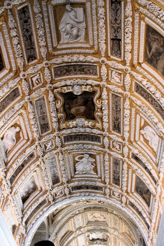 The Ceiling in the Doge's Palace