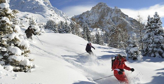 Ski Packages to France: Peisey-Vallandry