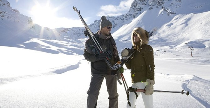Ski Packages to France: Tignes