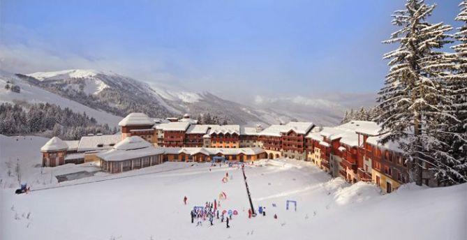 Ski Packages to France: Valmorel