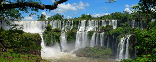 Chutes d'Iguazu - Argentine