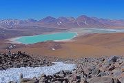 Laguna Verde - Sud Lípez - Bolivie