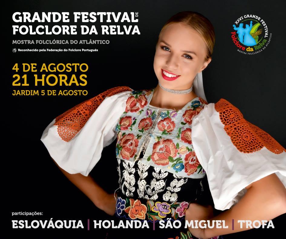 Festival Folclore da Relva 2018