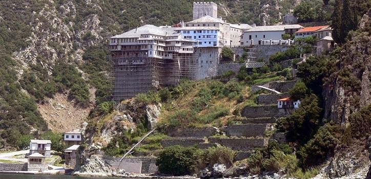Muntele Athos, leagănul ortodoxiei din Halkidiki