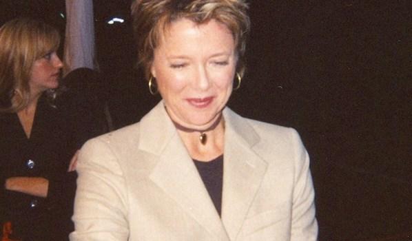 Annette Bening despre actor