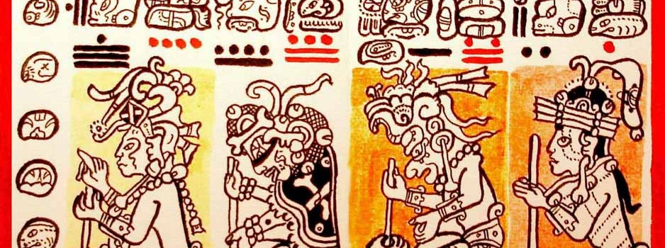 Calendarul divinatoriu maya Tzolk'in