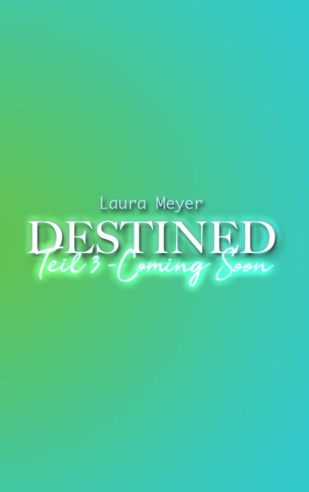 Cover von DESTINED - Teil 3, Platzhalter