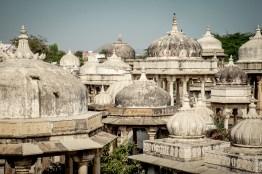 Udaipur Ahar mausoleum