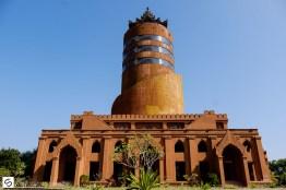 Bagan watch tower