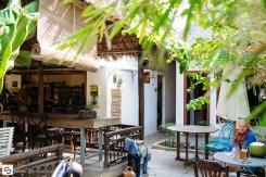 Inside An Gia restaurant