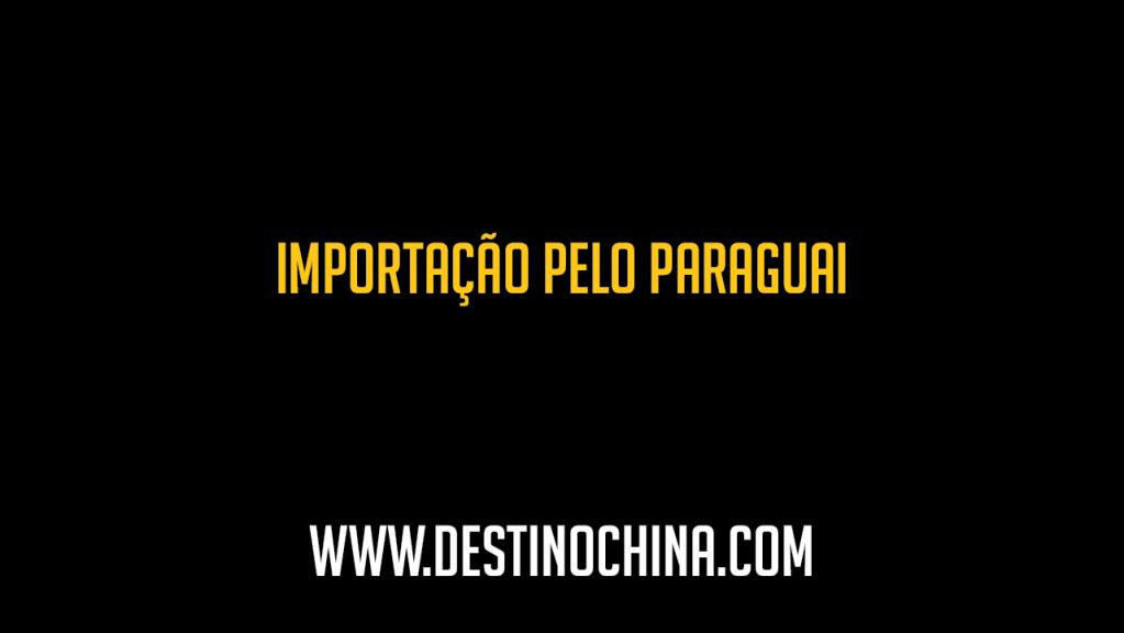 Importação de Lâmpadas Luminárias e afins Importação pelo Paraguai