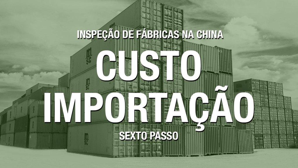 Inspeção de fábricas na China Custo inspeção de fábrica na China