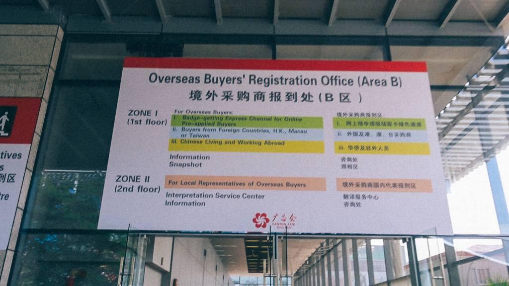 Antidumping na Importação Placa com instruções em inglês e chinês